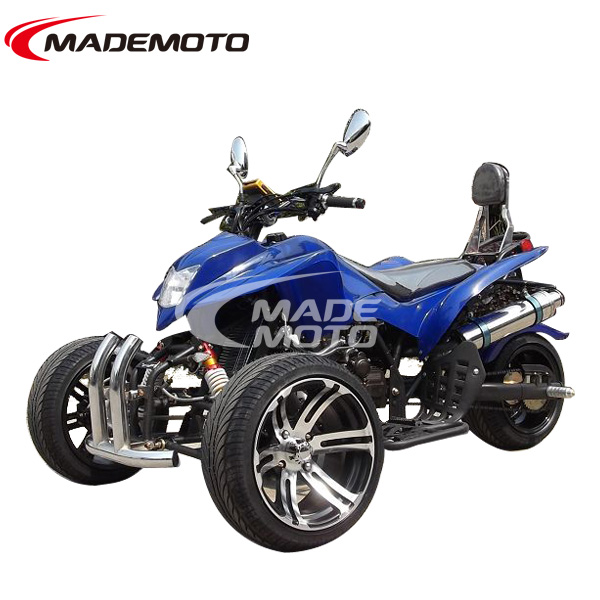 2015 fashion 250cc three wheel trike ATV with CE for sale