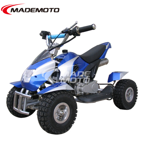 2 stroke 49cc Kids Gas ATV Quad bike