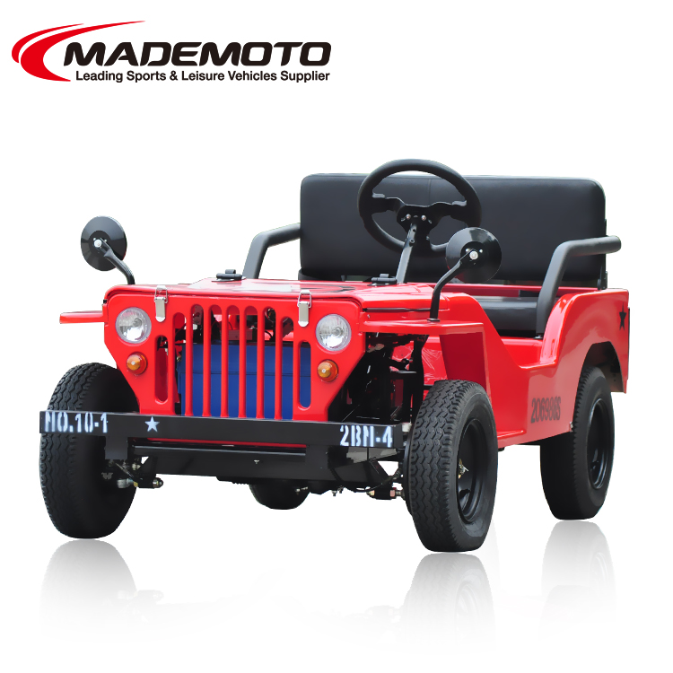 Electric Mini Jeep Willys