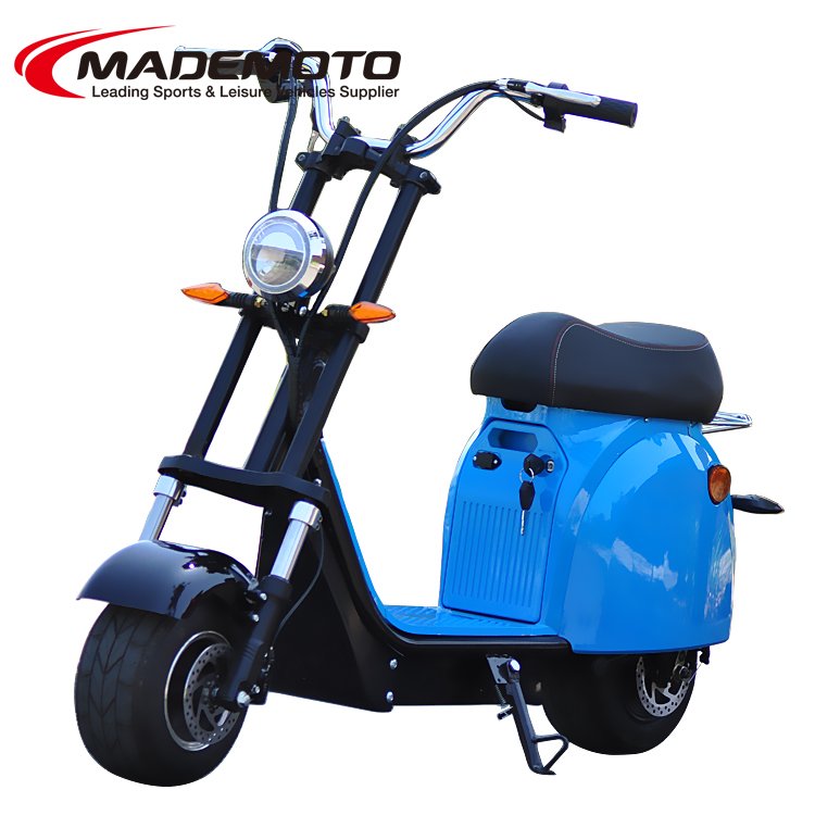 2019 New 500W 48v 12ah Junior City CoCo Electric Scooter