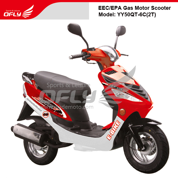Gas Motor Scooter