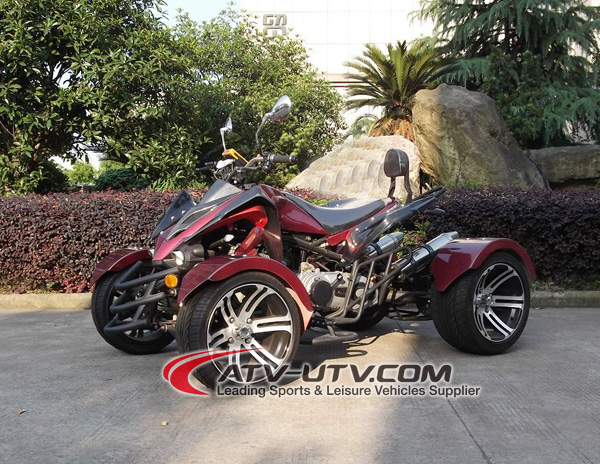300cc four wheel racing ATV