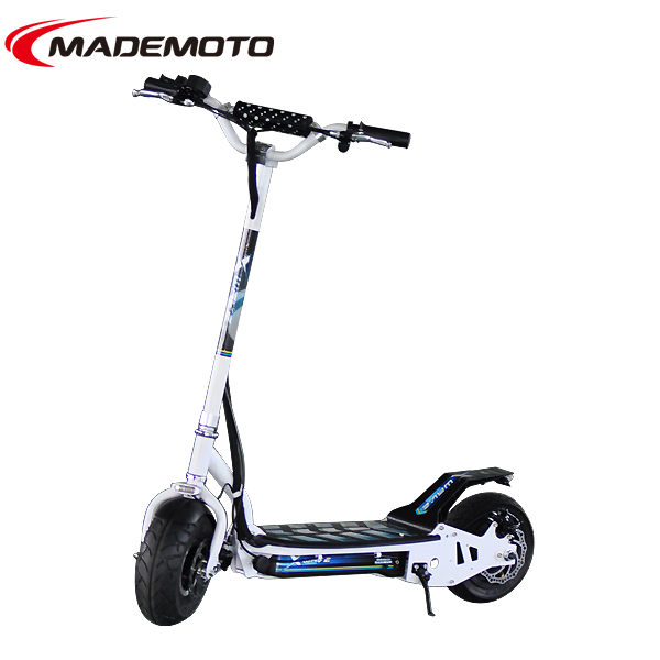 36V/48V lithium battery LiFePO4 500W Brushless Foldable Electric Scooter ES5014
