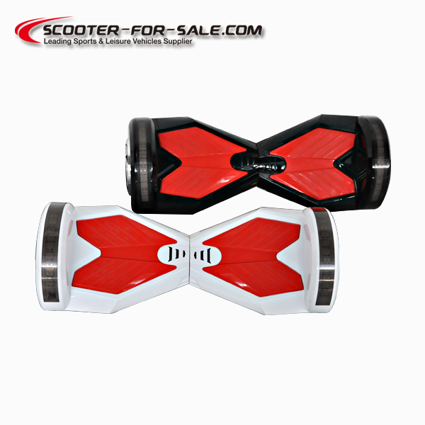 2 wheel self balance scooter Hot Selling !!! 8 inch tyre cool design with bluetooth remote