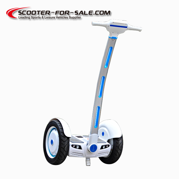 350W Double Motor Brushless 60V 8AH battery Electric Balance Scooter For Sale