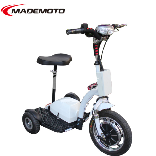500W Three wheel electric scooter with seat ES5013