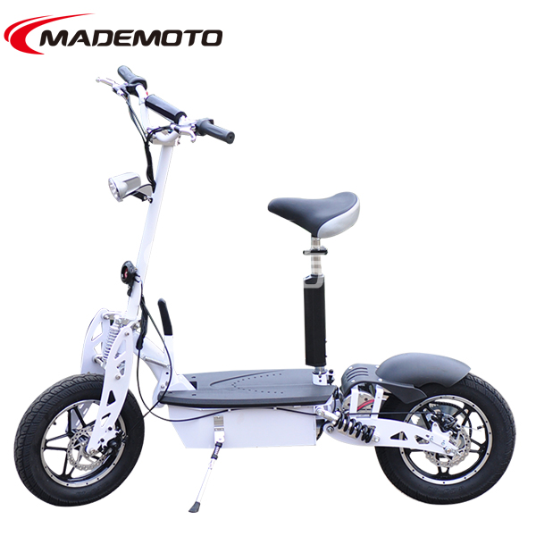 Evo electric scooter big wheel electric scooter 1000w for Big wheel motor scooter