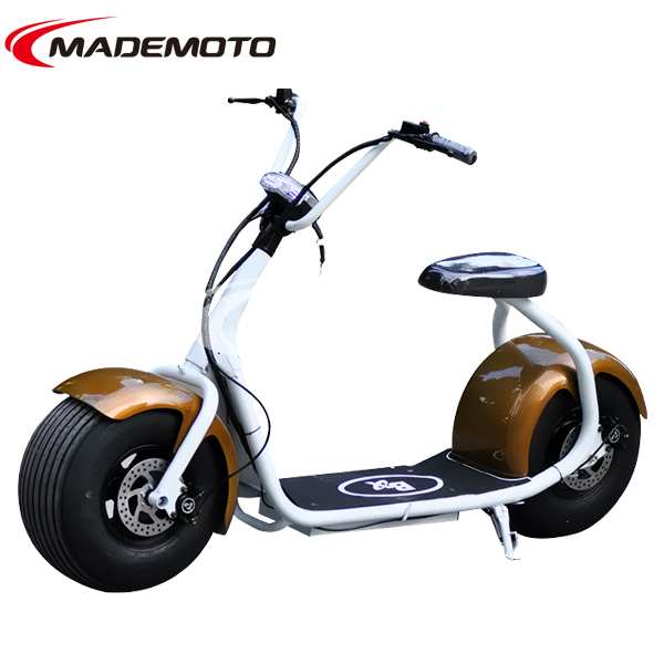 2016 New Wheel 800w City Coco Electric Scooter