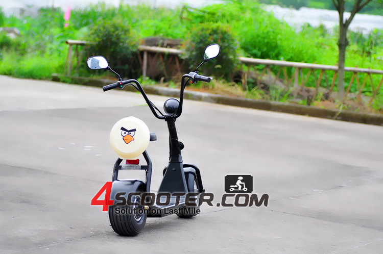 2016 New Big Wheel 500W Junior City CoCo Electric Scooter