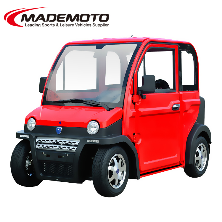 Electric Car 4kw 12V 120Ah 2 doors 4 seats