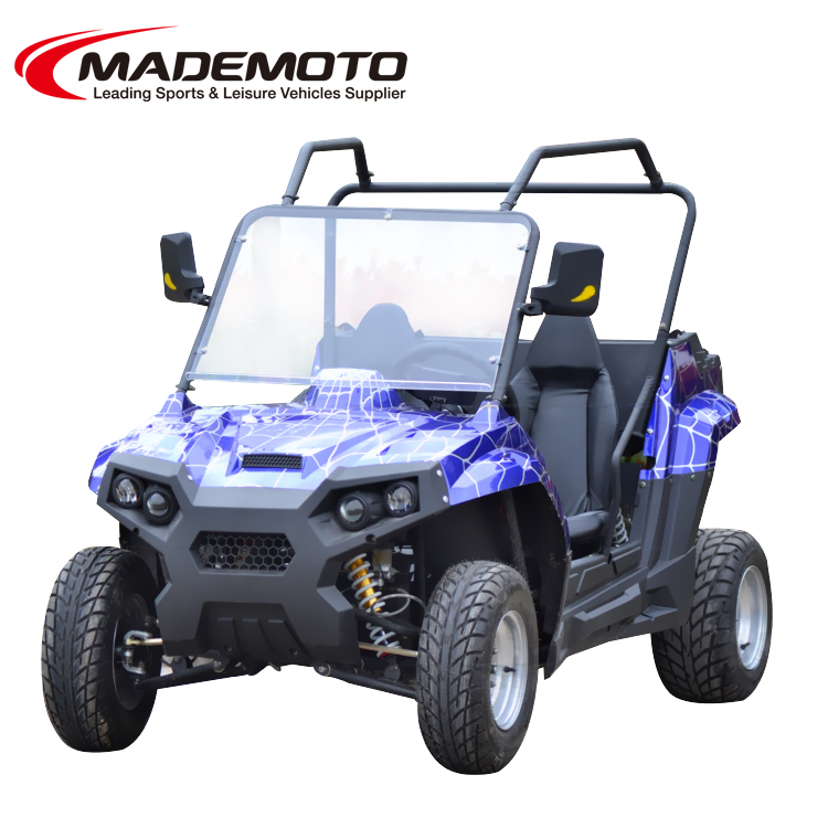 1500W 3000W Electric Farm ATV UTV with Shaft Drive