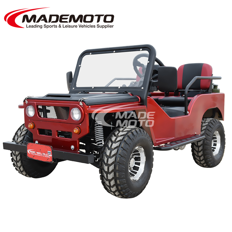Upgrade mini Jeep Mini Toyota